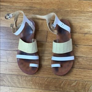 Rag and Bone leather sandals 36
